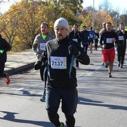 """Vilnius 10 km run, """"Run with Živilė Balčiūnaitė"""". - Darius Korla (2137)"""