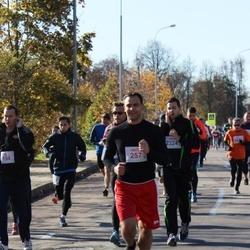 """Vilnius 10 km run, """"Run with Živilė Balčiūnaitė"""". - Mantas Ambrazevičius (257)"""