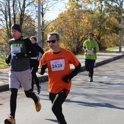 "Vilnius 10 km run, ""Run with Živilė Balčiūnaitė"". - Victor Morozov (2439)"
