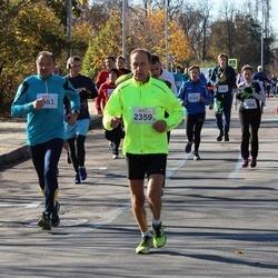 """Vilnius 10 km run, """"Run with Živilė Balčiūnaitė"""". - Juozas Songaila (2359)"""