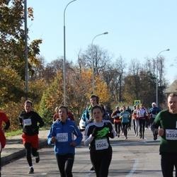 """Vilnius 10 km run, """"Run with Živilė Balčiūnaitė"""". - Sonata Kalinauskienė (2060), Aurelija Kisieliūtė (2506)"""