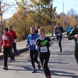 """Vilnius 10 km run, """"Run with Živilė Balčiūnaitė"""". - Aurelija Kisieliūtė (2506)"""