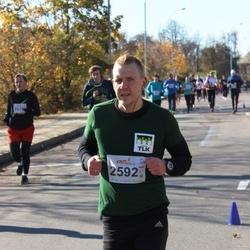 """Vilnius 10 km run, """"Run with Živilė Balčiūnaitė"""". - Tomas Miliauskas (2592)"""