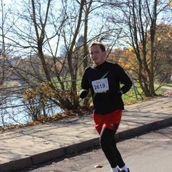 """Vilnius 10 km run, """"Run with Živilė Balčiūnaitė"""". - Žilvinas Janukėnas (2619)"""