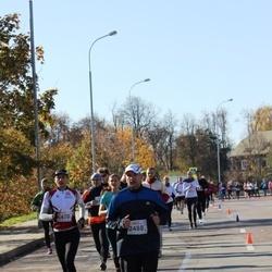 """Vilnius 10 km run, """"Run with Živilė Balčiūnaitė"""". - Darius Paknys (2488)"""