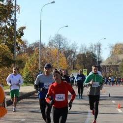 """Vilnius 10 km run, """"Run with Živilė Balčiūnaitė"""". - Arūnas Maciulevičius (2568)"""