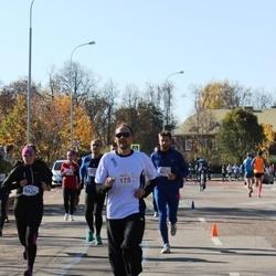 """Vilnius 10 km run, """"Run with Živilė Balčiūnaitė"""". - Giedrius Juozapavicius (175)"""