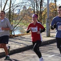 """Vilnius 10 km run, """"Run with Živilė Balčiūnaitė"""". - Solveiga Žilėnė (2339)"""
