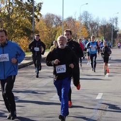 """Vilnius 10 km run, """"Run with Živilė Balčiūnaitė"""". - Vytautas Oškinis (2475)"""