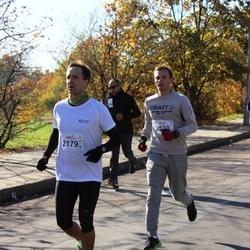 """Vilnius 10 km run, """"Run with Živilė Balčiūnaitė"""". - Nerijus Adomaitis (2179)"""