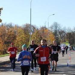 """Vilnius 10 km run, """"Run with Živilė Balčiūnaitė"""". - Justinas Strelčiūnas (148)"""