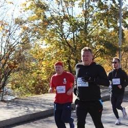 """Vilnius 10 km run, """"Run with Živilė Balčiūnaitė"""". - Darius Badikonis (2106)"""