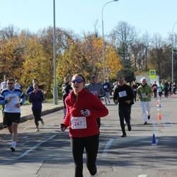 """Vilnius 10 km run, """"Run with Živilė Balčiūnaitė"""". - Vilma Kubilė (247)"""