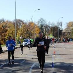 """Vilnius 10 km run, """"Run with Živilė Balčiūnaitė"""". - Justinas Rukštelis (2467)"""