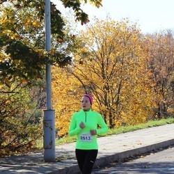 """Vilnius 10 km run, """"Run with Živilė Balčiūnaitė"""". - Laima Gustainyte (2513)"""
