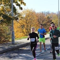 """Vilnius 10 km run, """"Run with Živilė Balčiūnaitė"""". - Oksana Balčienė (2048)"""