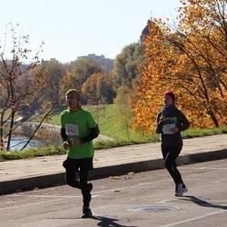 """Vilnius 10 km run, """"Run with Živilė Balčiūnaitė"""". - Darius Montvila (242)"""