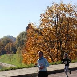 """Vilnius 10 km run, """"Run with Živilė Balčiūnaitė"""". - Raminta Mazėtytė (2045)"""