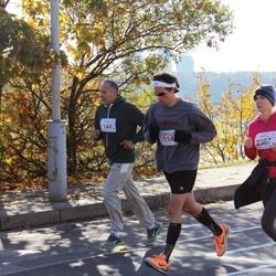 """Vilnius 10 km run, """"Run with Živilė Balčiūnaitė"""". - Stasys Govedas (149)"""