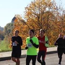 """Vilnius 10 km run, """"Run with Živilė Balčiūnaitė"""". - Algis Vadeiša (2107), Ramunas Pilvelis (2144)"""