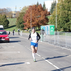 """Vilnius 10 km run, """"Run with Živilė Balčiūnaitė"""". - Remigijus Kančys (384)"""