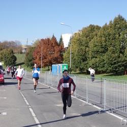 "Vilnius 10 km run, ""Run with Živilė Balčiūnaitė"". - Rasa Batulevičiūtė (305)"