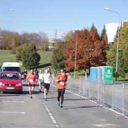 """Vilnius 10 km run, """"Run with Živilė Balčiūnaitė"""". - Jonathan Silberstein (286)"""