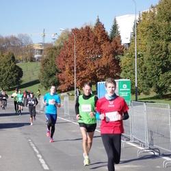 """Vilnius 10 km run, """"Run with Živilė Balčiūnaitė"""". - Lukas Budavičius (351)"""