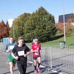 """Vilnius 10 km run, """"Run with Živilė Balčiūnaitė"""". - Ignas Skirka (367)"""