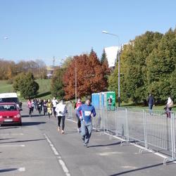 """Vilnius 10 km run, """"Run with Živilė Balčiūnaitė"""". - Andrius Talalajevas (2174)"""