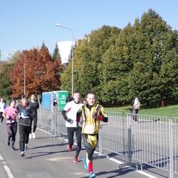 """Vilnius 10 km run, """"Run with Živilė Balčiūnaitė"""". - Simonas Narvydas (2622)"""