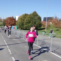 """Vilnius 10 km run, """"Run with Živilė Balčiūnaitė"""". - Karolina Mockaitytė (279)"""