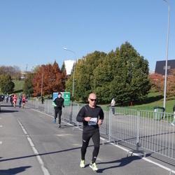 """Vilnius 10 km run, """"Run with Živilė Balčiūnaitė"""". - Medardas Džiovenis (2360)"""
