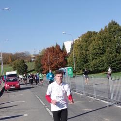 """Vilnius 10 km run, """"Run with Živilė Balčiūnaitė"""". - Vytautas Naujokas (2595)"""
