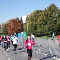 """Vilnius 10 km run, """"Run with Živilė Balčiūnaitė"""". - Violeta Kolyško (365)"""