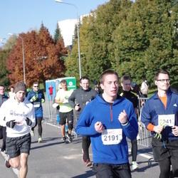 """Vilnius 10 km run, """"Run with Živilė Balčiūnaitė"""". - Lukas Sabaliauskas (2191)"""