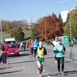 """Vilnius 10 km run, """"Run with Živilė Balčiūnaitė"""". - Arūnas Dubinskas (2500)"""