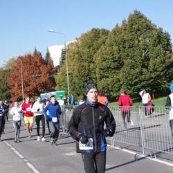 """Vilnius 10 km run, """"Run with Živilė Balčiūnaitė"""". - Aurimas Danaitis (2224)"""