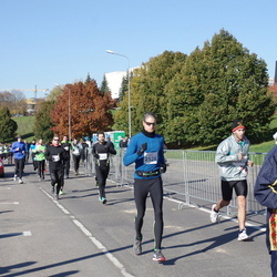 """Vilnius 10 km run, """"Run with Živilė Balčiūnaitė"""". - Antanas Steponavičius (2528)"""
