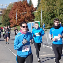 """Vilnius 10 km run, """"Run with Živilė Balčiūnaitė"""". - Gintarė Vizgaitytė (133)"""