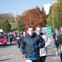 """Vilnius 10 km run, """"Run with Živilė Balčiūnaitė"""". - Evaldas Jankauskas (2363)"""