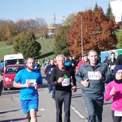 """Vilnius 10 km run, """"Run with Živilė Balčiūnaitė"""". - Mindaugas Janusaitis (2037), Anatolijus Bogomolnikovas (2175)"""
