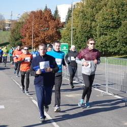 """Vilnius 10 km run, """"Run with Živilė Balčiūnaitė"""". - Evaldas Povilaitis (2162)"""