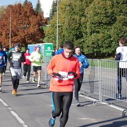 """Vilnius 10 km run, """"Run with Živilė Balčiūnaitė"""". - Laurynas Dovydaitis (2364)"""