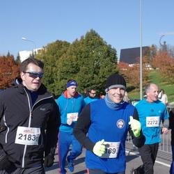 """Vilnius 10 km run, """"Run with Živilė Balčiūnaitė"""". - Arturas Grigorjevas (2183)"""
