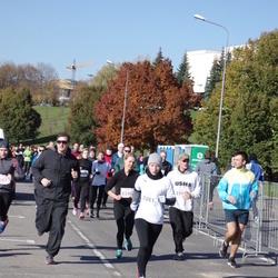 """Vilnius 10 km run, """"Run with Živilė Balčiūnaitė"""". - Jurgita Vereniūtė (2261)"""