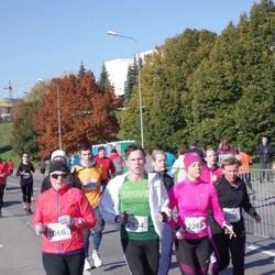 """Vilnius 10 km run, """"Run with Živilė Balčiūnaitė"""". - Asta Buinevičiūtė (2066)"""