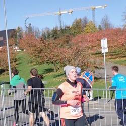 """Vilnius 10 km run, """"Run with Živilė Balčiūnaitė"""". - Vaida Domasiute (2511)"""