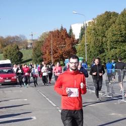 """Vilnius 10 km run, """"Run with Živilė Balčiūnaitė"""". - Robertas Sabaliauskas (307)"""