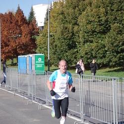 """Vilnius 10 km run, """"Run with Živilė Balčiūnaitė"""". - Petras Pranckūnas (2468)"""